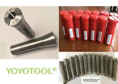 R8 Collet Set 13 Pc Mill Collet Set- Best Price And Will Not Last Long