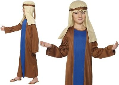 Christmas Fancy Dress Childrens Nativity Joseph Costume Childs Outfit by Smiffys
