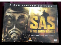sas and the green berets 4 dvd box set