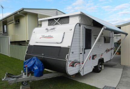 2012 Rambler Pop-Top - SINGLE BEDS! Clontarf Redcliffe Area Preview