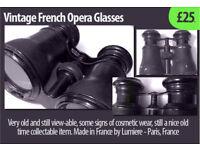 (Antique) Vintage French Opera Glasses (Lumeire - Paris) £25 (ono)