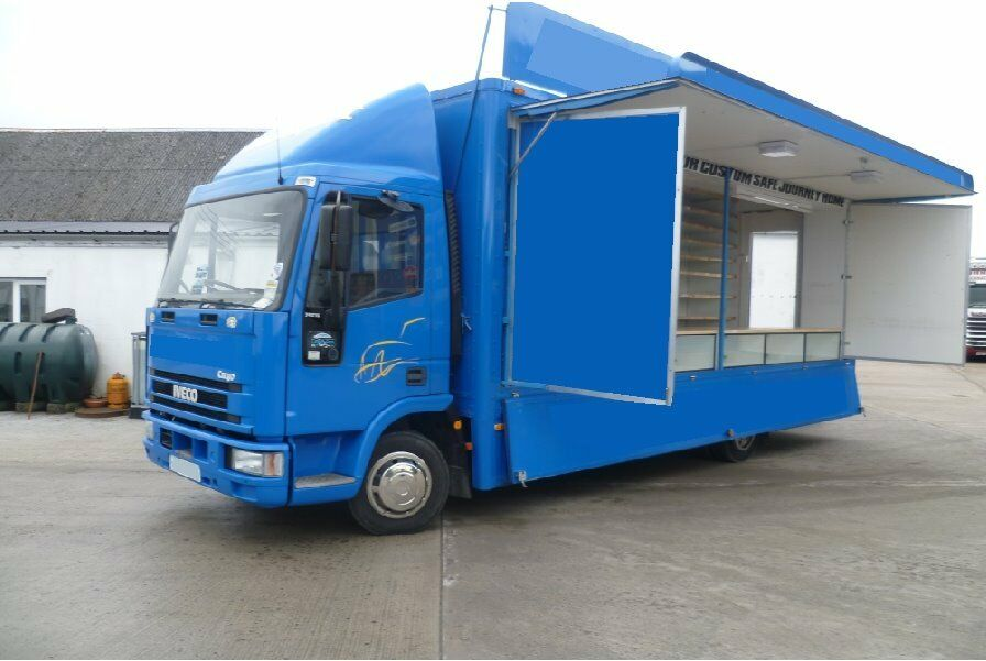 iveco lorry 7.5t ready to work...shop/sandwich bar/etc