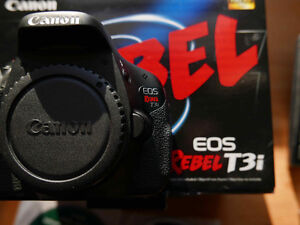 Canon EOS Rebel T3i with Canon EF 50mm f/1.8 lens - $425 Peterborough Peterborough Area image 6