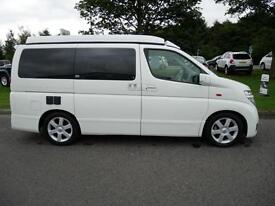 Nissan Elegrand 4 Berth Campervan
