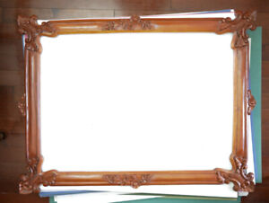 Hand Carved Painting / Picture Frames