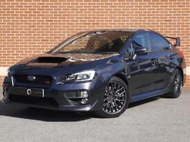 2014 14 Subaru WRX STI Type UK 4dr (Grey, Petrol)