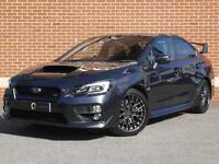 2014 14 Subaru WRX STI Type UK 4dr (Grey, Petrol)