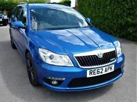 SKODA OCTAVIA VRS BLACKLINE DSG AUTOMATIC ESTATE