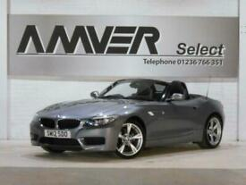 image for 2012 BMW Z4 2.0 Z4 SDRIVE20I M SPORT ROADSTER 2d 181 BHP Convertible Petrol Auto