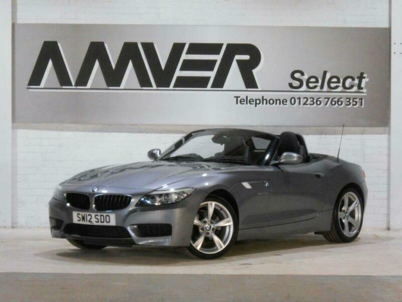 2012 BMW Z4 2.0 Z4 SDRIVE20I M SPORT ROADSTER 2d 181 BHP Convertible Petrol Auto
