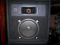 """Pair of Axe built speakers 10"""""""