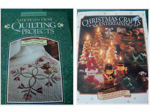 NEW PRICE  QUILTING and SEWING  BOOKS