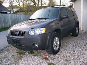 2006 Ford Escape XLT SUV 4X4