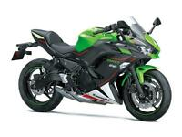 New 2021 Kawasaki Ninja 650 ABS**KRT, Green, Black**IN STOCK**