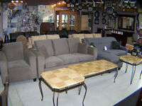 """Fleming's New Furniture"""" Blow Out Prices""""  In Stock 727-5344"""