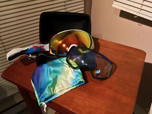 Full package, Burton Clash 155cm/K2 Ryker Boots/Anon WM1 Goggles