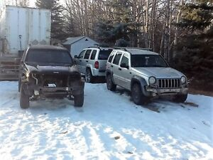 Jeep liberty parts 2002 to 2007