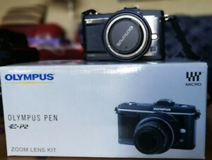 OLYMPUS PEN E-P2 with Lens