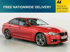 image for 2018 BMW 3 Series 2.0 320D M SPORT SHADOW EDITION 4d AUTO 188 BHP Saloon Diesel