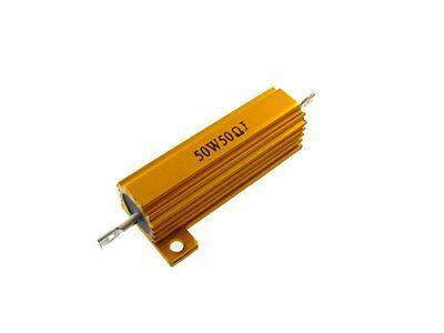 50w 5 Ohm Power Resistor Wirewound Aluminum Load