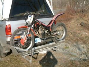 rack motorcycle hitch