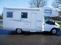 2012 Rimor Kataramano Light- 6 berth motorhome
