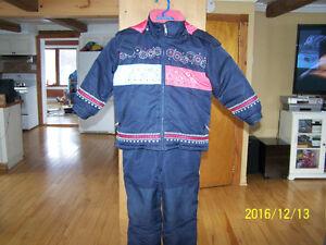 Pantalon et manteau d hiver