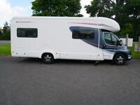 Fiat AUTO TRAIL FRONTIER SCOUT 6 Berth Motorhome