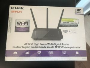 D-Link Amplifi AC1750 WIFI Router - Brand New