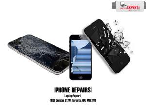 IPHONE REPAIRS 647-477-7236
