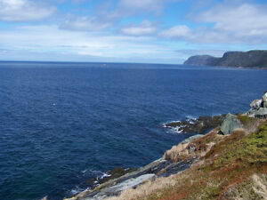 221ft Ocean Frontage Lot with Privacy & Panoramic Ocean Views St. John's Newfoundland image 6