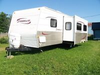 2007 Keys Summerland 29' Camper Trailer