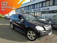2007 Mercedes-Benz GL420 4.0CDI Automatic - Full Leather Heated Seats + Sun Roof