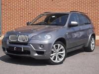 2008 58 BMW X5 3.0 30sd M Sport 5dr (Grey, Diesel)