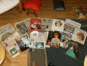 Large Princess Diana collection  all organelles
