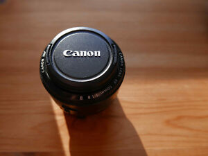 Canon EOS Rebel T3i with Canon EF 50mm f/1.8 lens - $425 Peterborough Peterborough Area image 4
