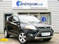 2008 58 Ford Kuga 2.0TDCi 4x4 Titanium With Keylees start & Bluetooth