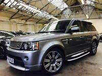 2012 Land Rover Range Rover Sport 3.0 SD V6 Autobiography Sport Station
