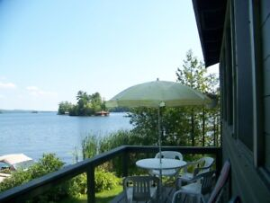 WATERFRONT COTTAGE ON STONY LAKE