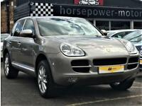 2004 Porsche Cayenne 4.5 S Tiptronic S AWD 5dr Petrol beige Automatic
