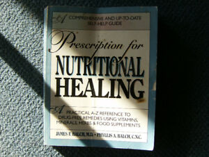 18$-today---NUTRiTiONAL  HEALiNG BOOK