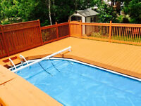 PRO DECK STAINING 902-441-3515