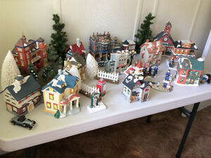 Christmas villages Kingston Kingston Area image 6
