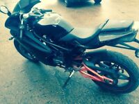Rare megelli 125r 125cc moped scooter Vespa Honda Piaggio Yamaha gilera Peugeot wr r125 ktm r125