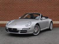 2005 05 Porsche 911 3.8 997 Carrera S 2dr (Silver, Petrol)