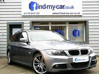 2009 09 BMW 320 2.0D M Sport Touring Grey