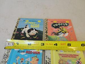 """Set of 8 Vintage 60-80's """"Little Golden Books"""" Set Great Shape Kitchener / Waterloo Kitchener Area image 2"""