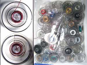 99 SINGER BOBBINS FOR WIND IN PLACE SEWING MACHINES