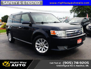 2009 Ford Flex SEL | SAFETY & E-TESTED
