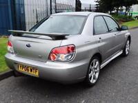 2006 Subaru Impreza 2.5 WRX 4dr
